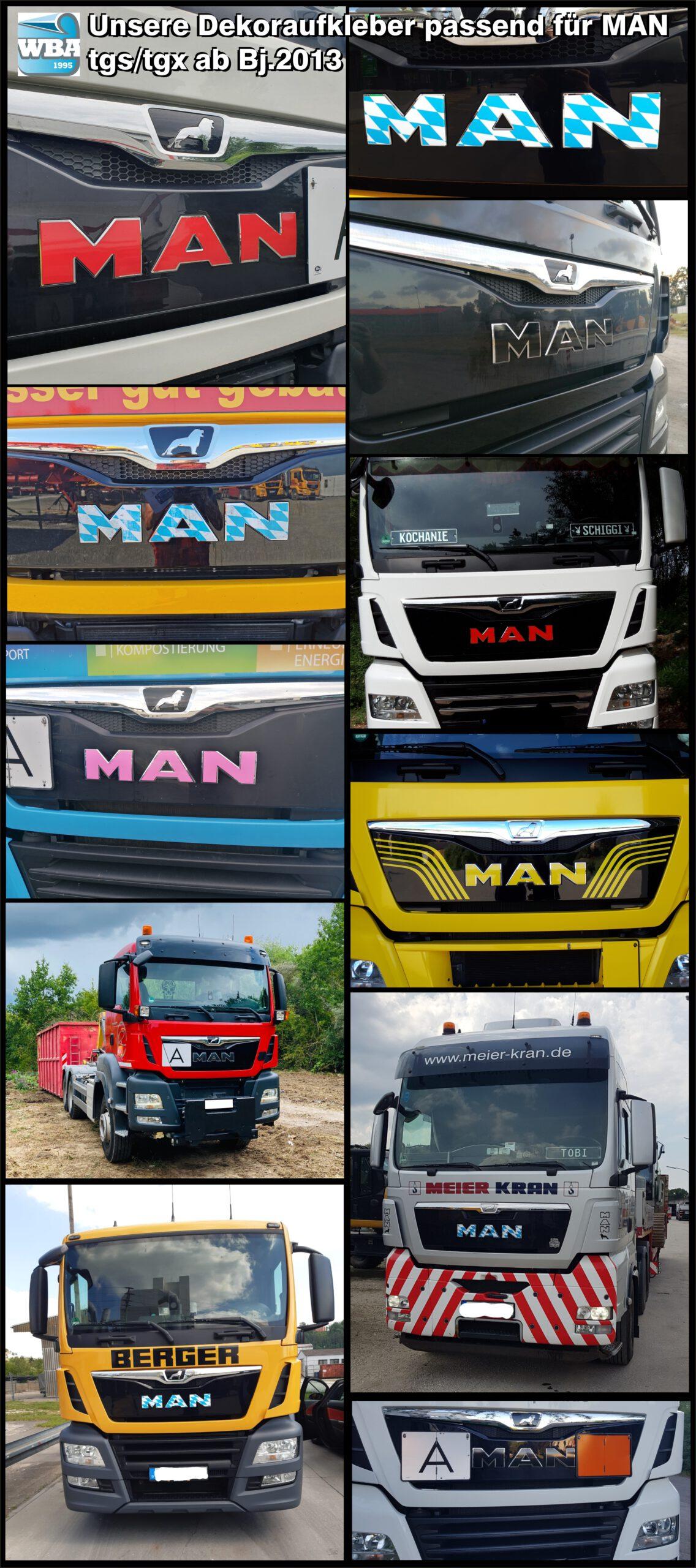 Kundenfotos MAN-LKW