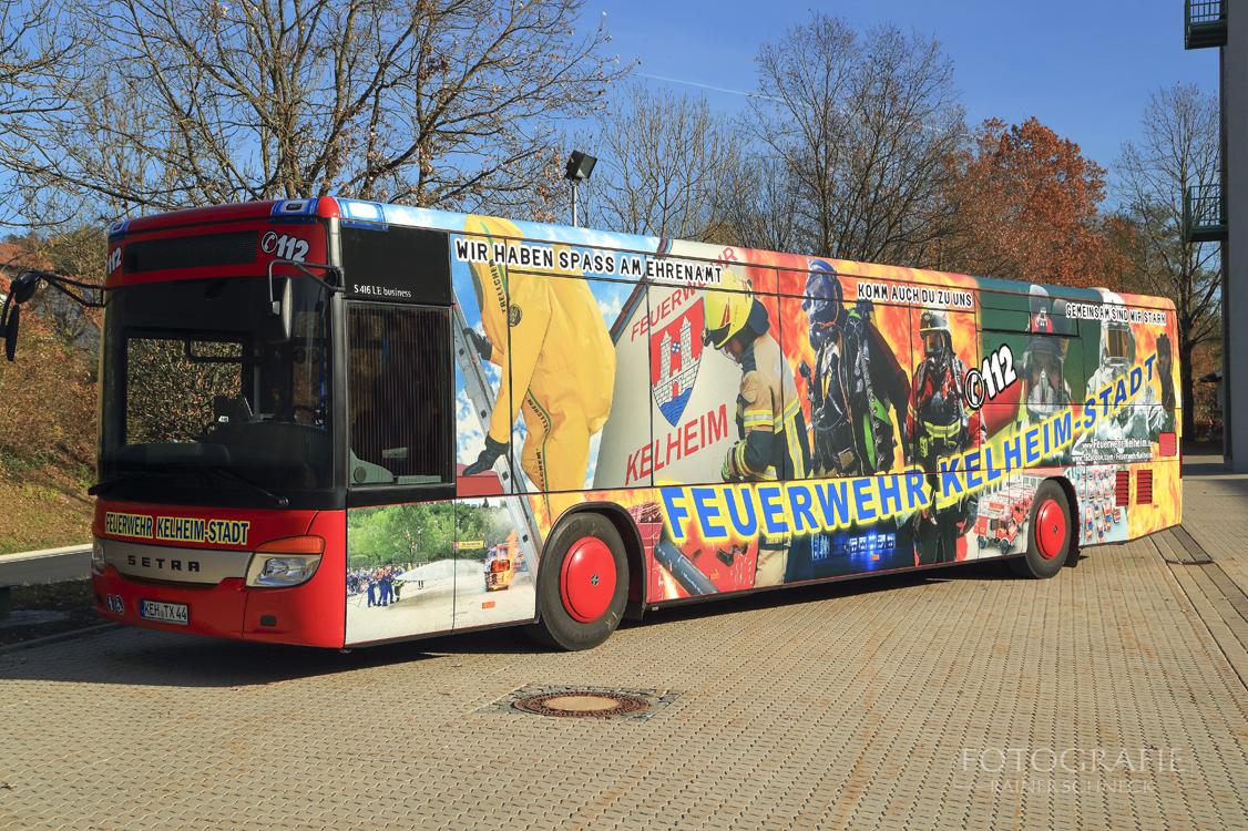 Design von Bussen